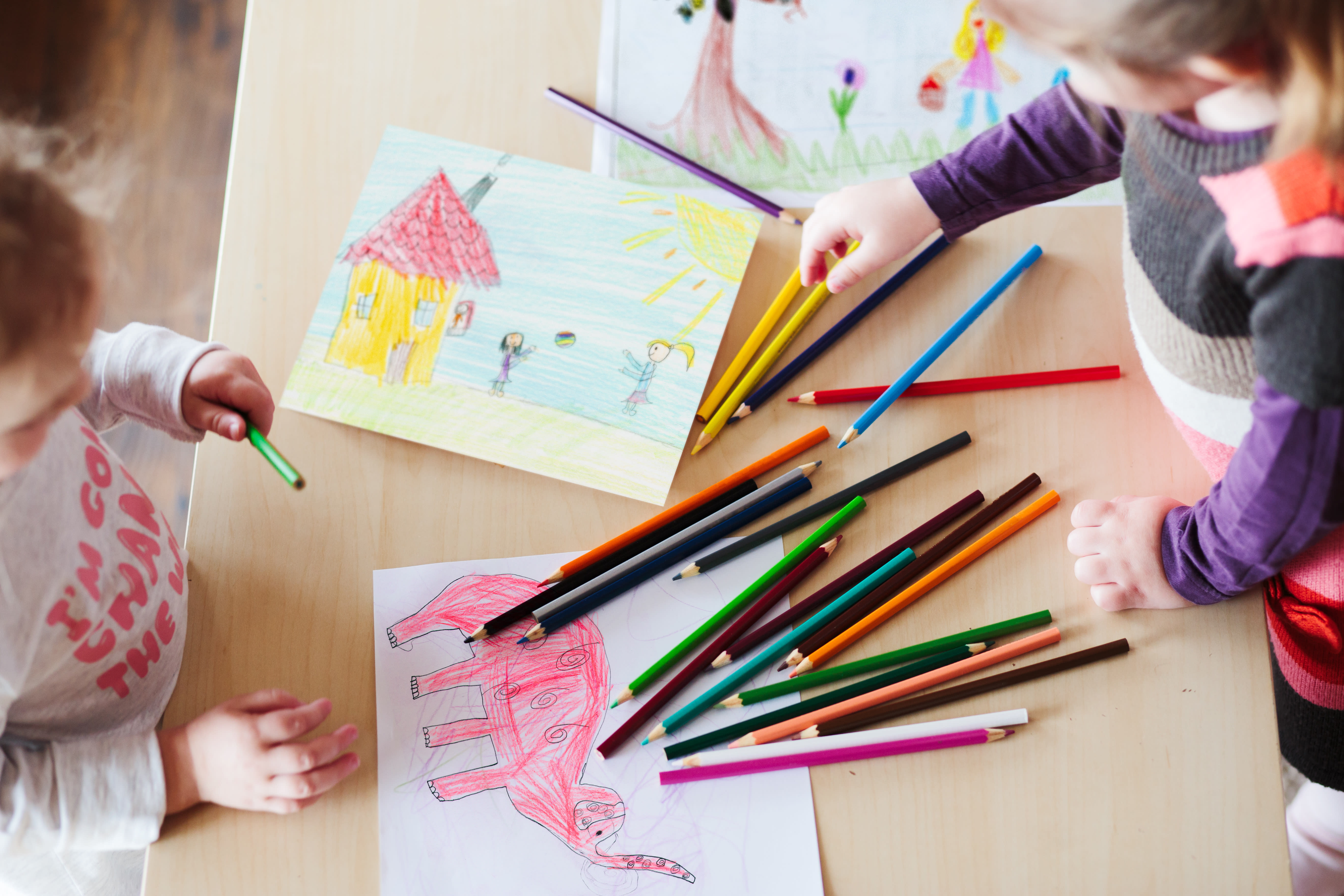 Stock your properties with basics that can keep your guests' little ones entertained