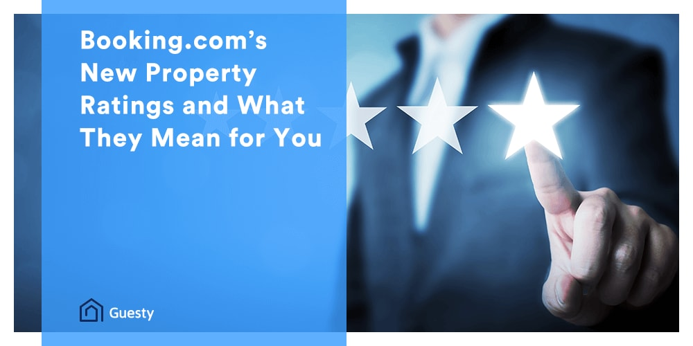 Booking.com's new property ratings