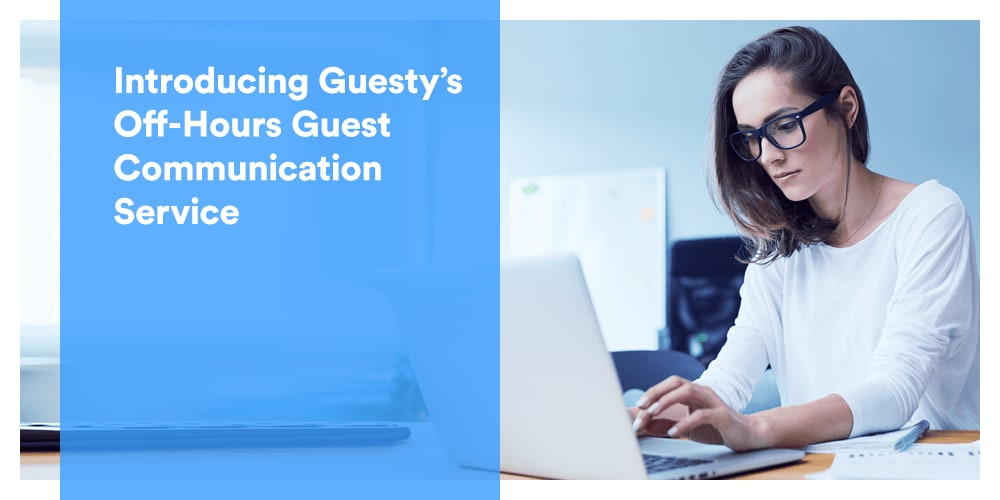 Delegate yourshort-term rental guest communication to Guesty