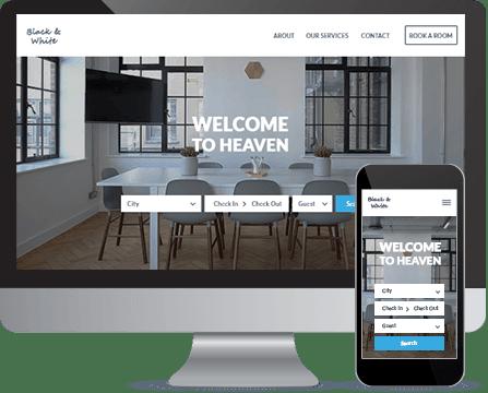 Guesty Booking Website
