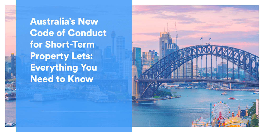 New rules for Australia short-term property managers