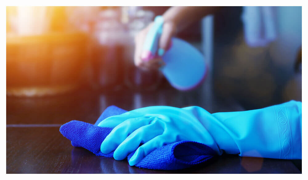 Cleaning solutions for your short term rental business