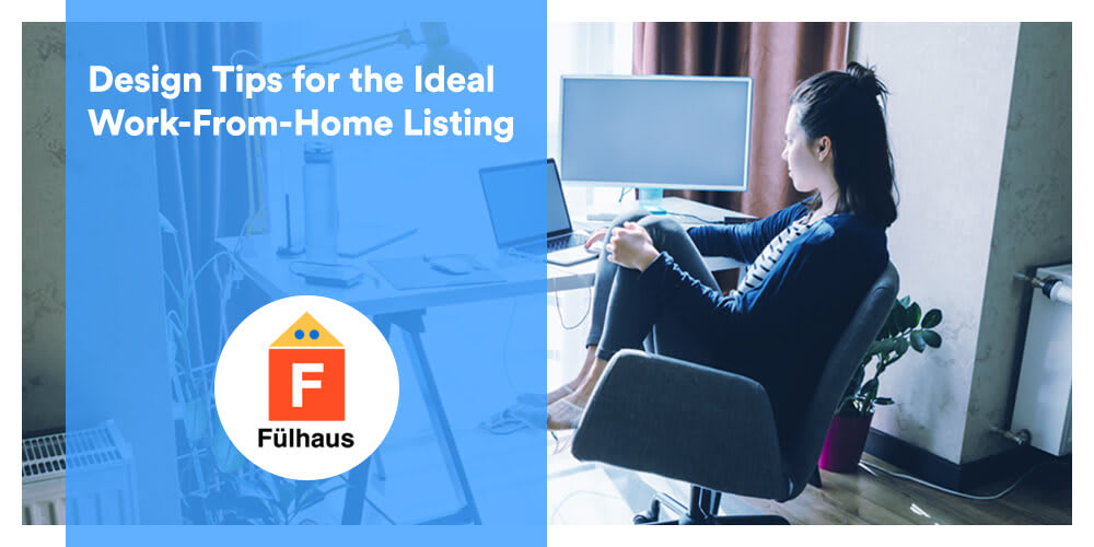 work from home rental