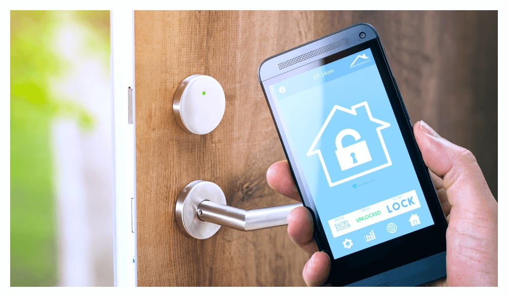 grant remote access to your short-term rental guests