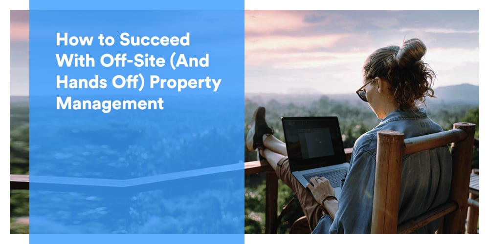 Manage your short-term rental properties remotely
