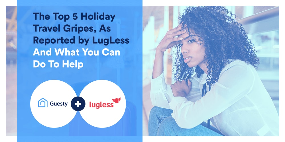 How to reduce your guests' travel stress
