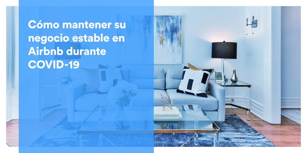Alquiler de vivienda y apartamentos turísticos, Airbnb, COVID-19