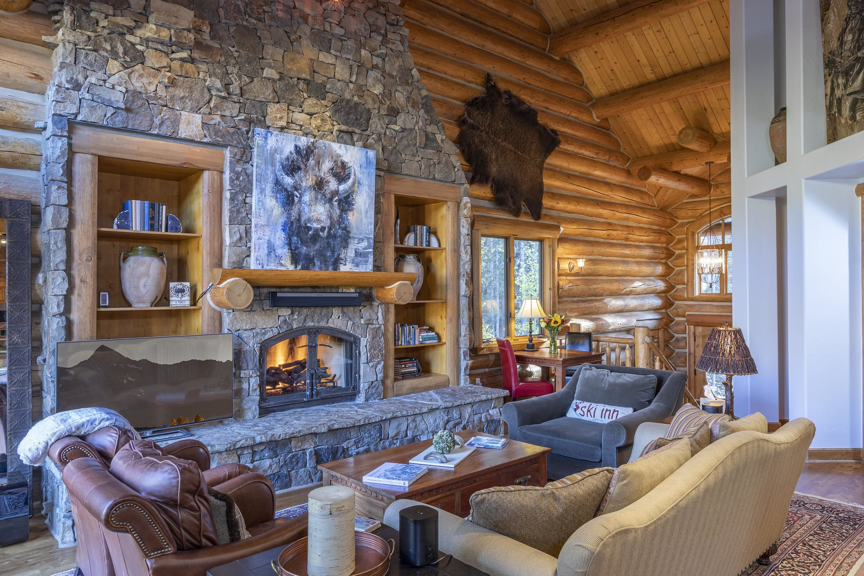 Luxurious Tristant Residence Ski In Ski Out with Hot Tub