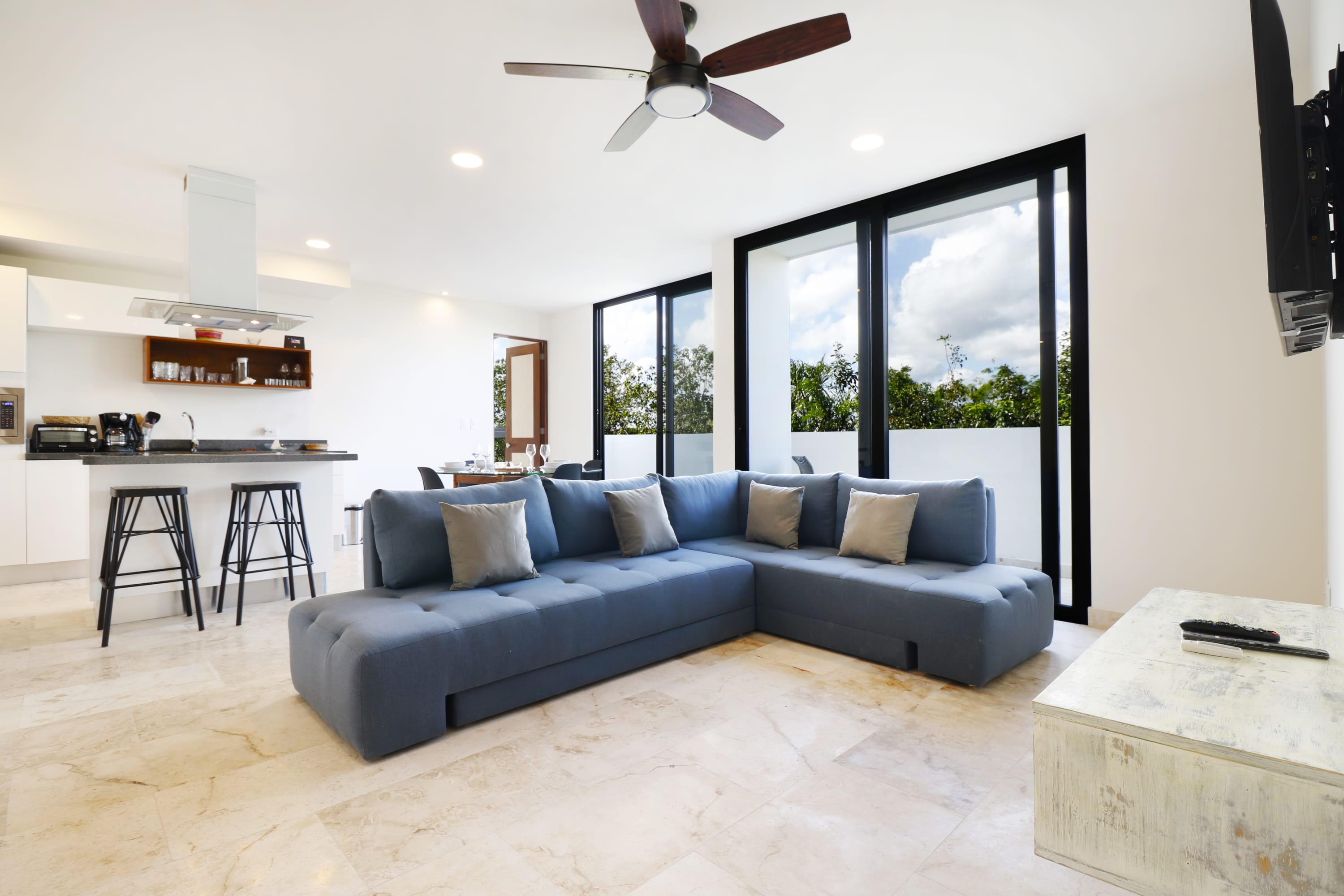 2BR Modern Apartment with Amazing Amenities in Akumal  !!!