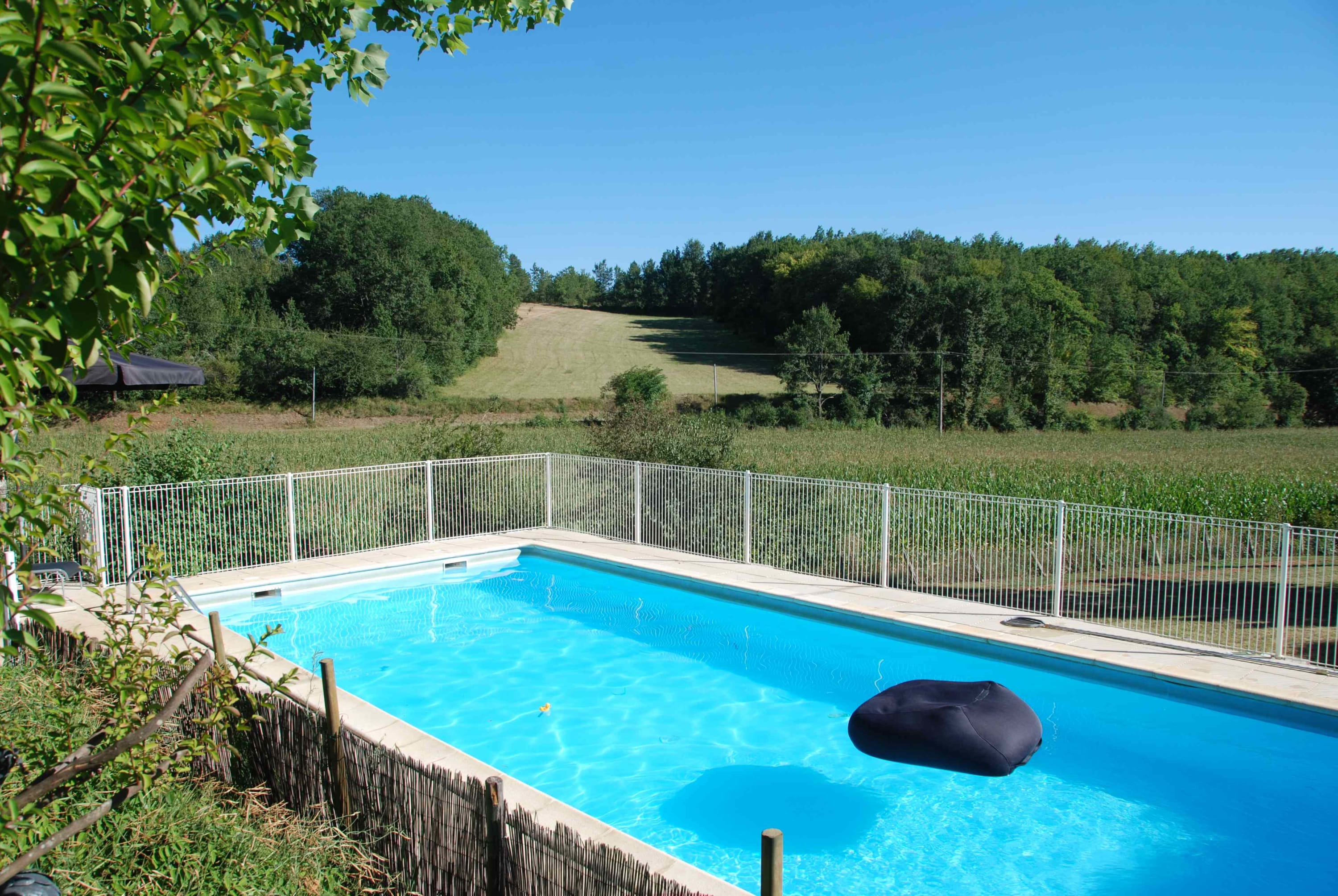 Les Hirondelles, a rustic and natural family friendly cottage with...