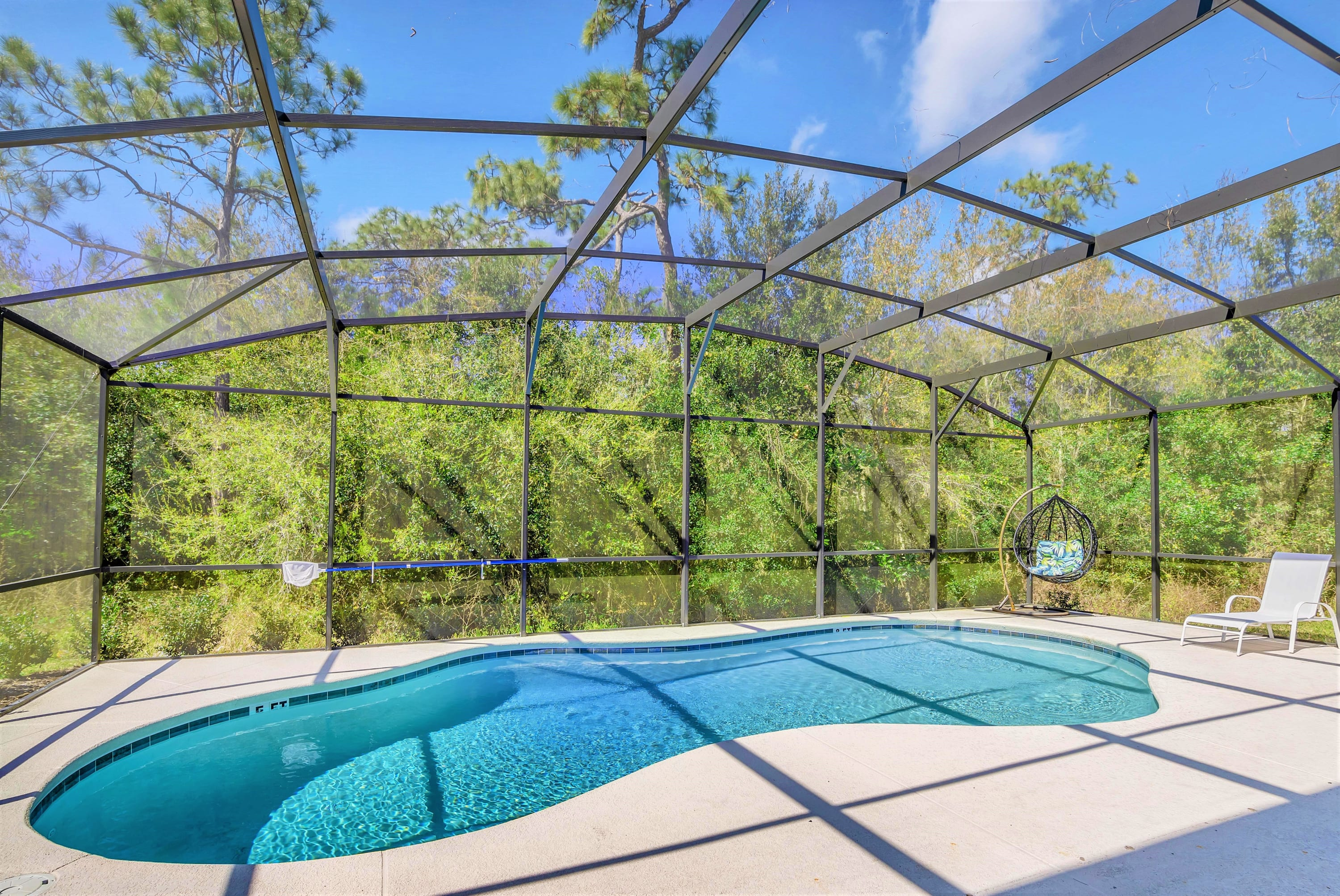 8BR Mansion by Disney - Family Resort - Private Pool and Games!