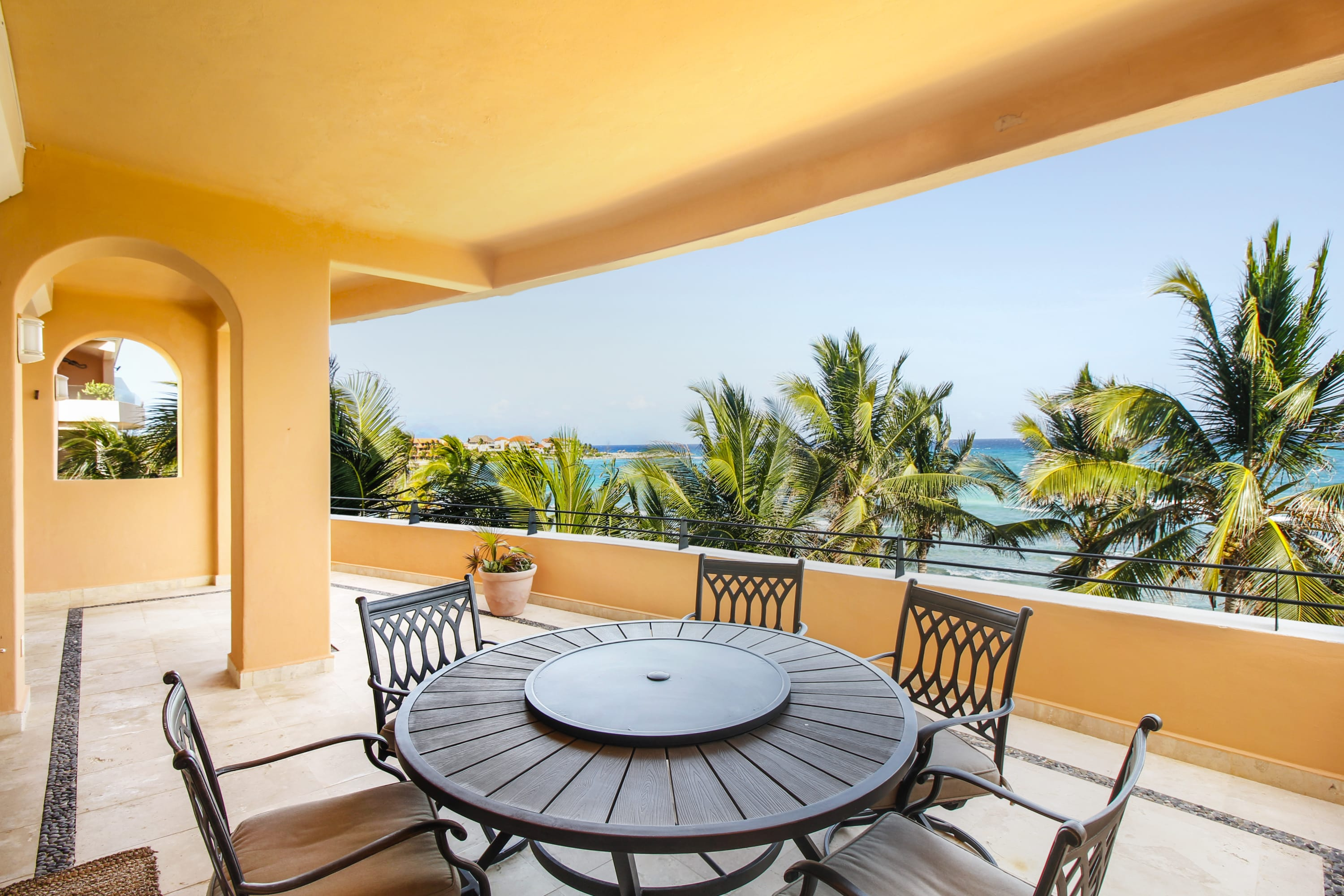 Most Impressive 4 BR  Beachfront View  with the best location in...