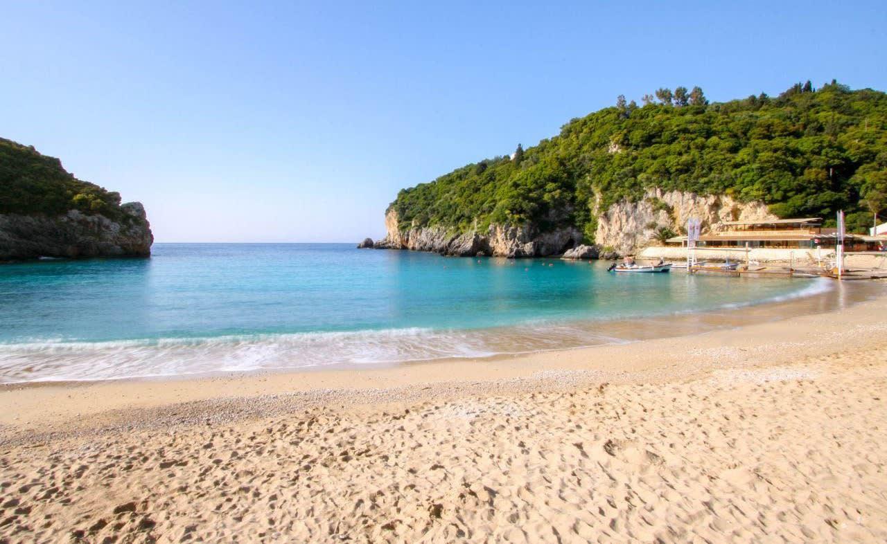 Corfu Seaside Retreat - A breath away to the beach