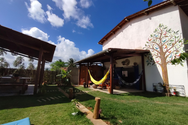 Casa ampla e equipada em Tatuamunha, Milagres Ferienhaus in Brasilien