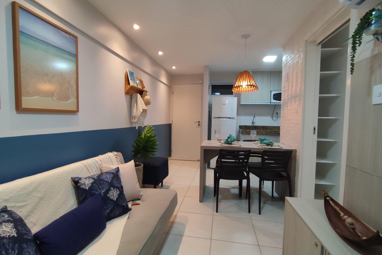 Lindo apartamento no Galés de Pajuça Ferienwohnung in Brasilien