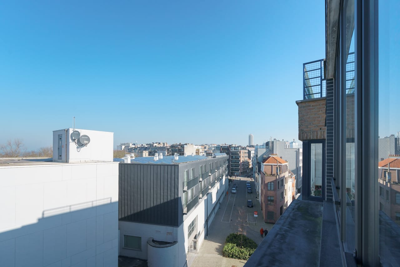 Apartment in the center of Ostend with spacious terrace and stunning...