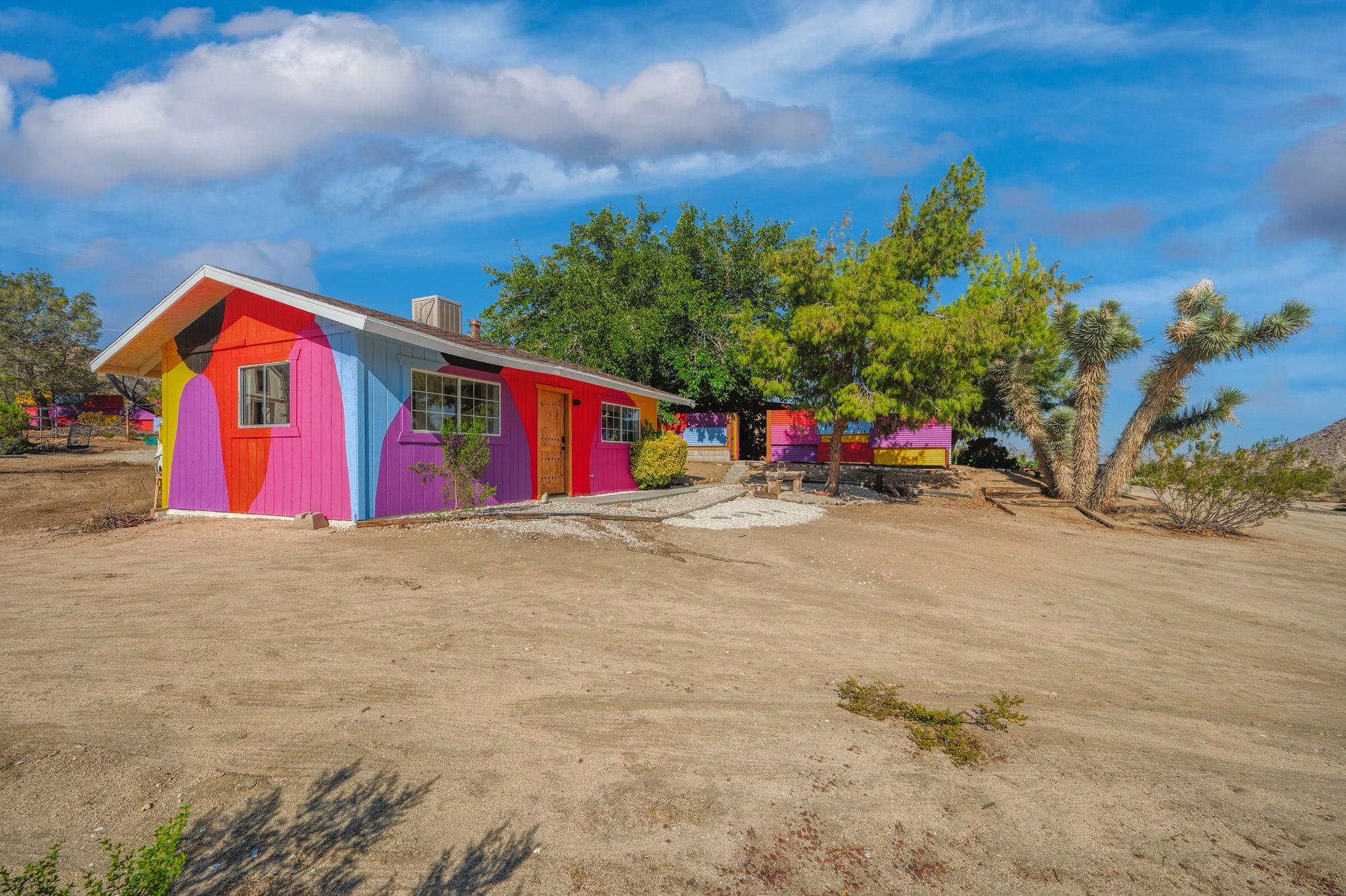 @ Marbella Lane - Rainbow House | Glampers Paradise