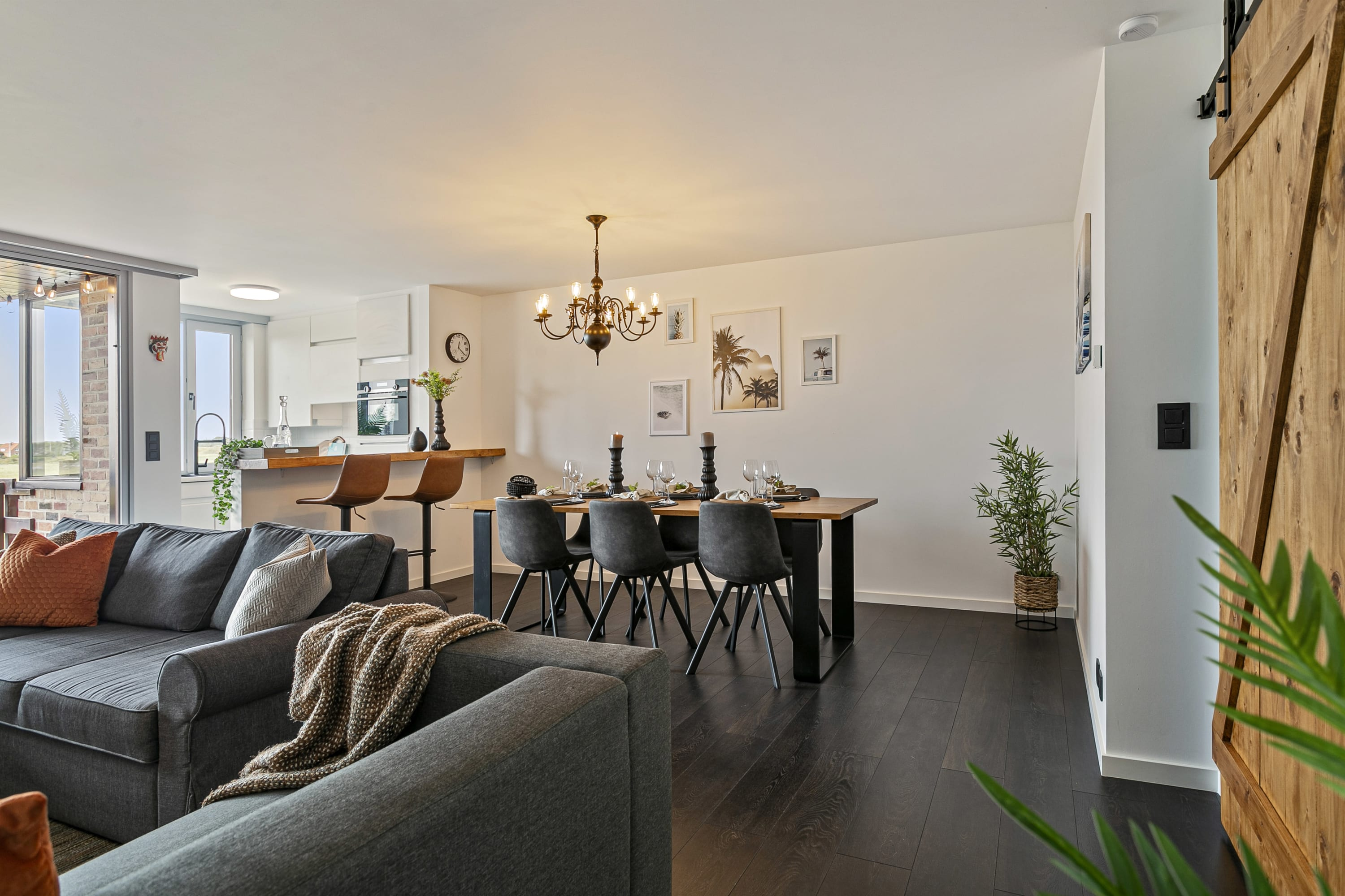 Cosy apartment nearby the beach in Oostende