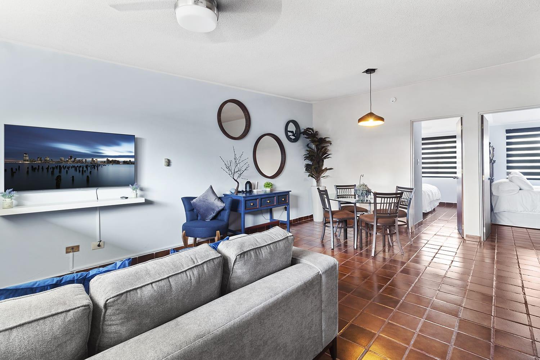 +MS +Suite Confortable Ubicación + Zaragoza