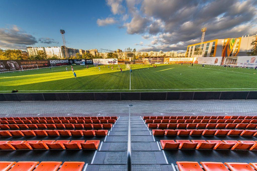 Стадион Nova Arena — фотография 4