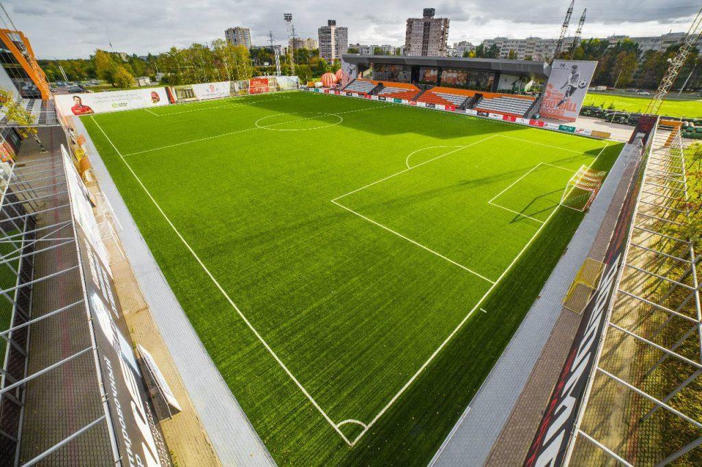 Стадион Nova Arena — фотография 1