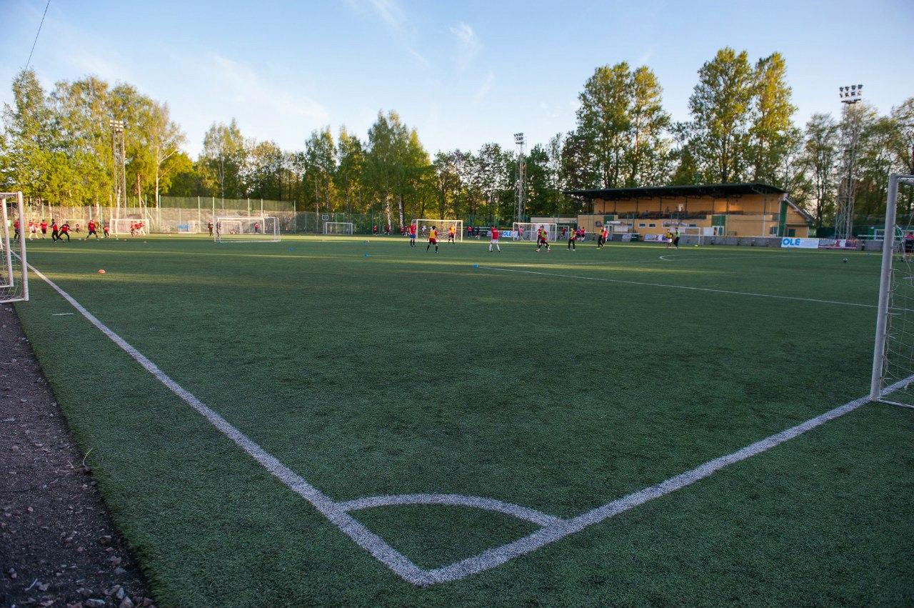 """Стадион """"Коломяги Спорт"""" - главная фотография"""