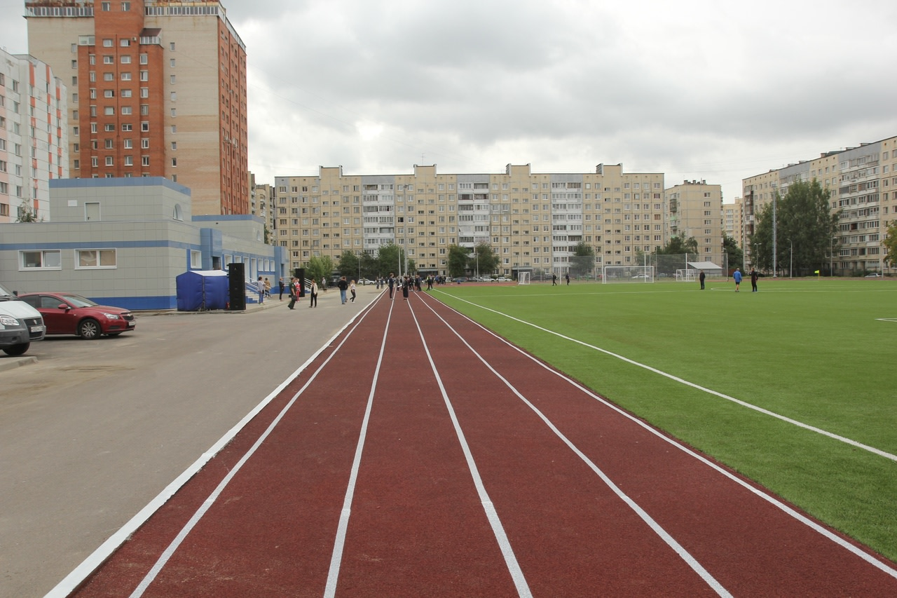 """Стадион СК """"Арена"""" — фотография 1"""