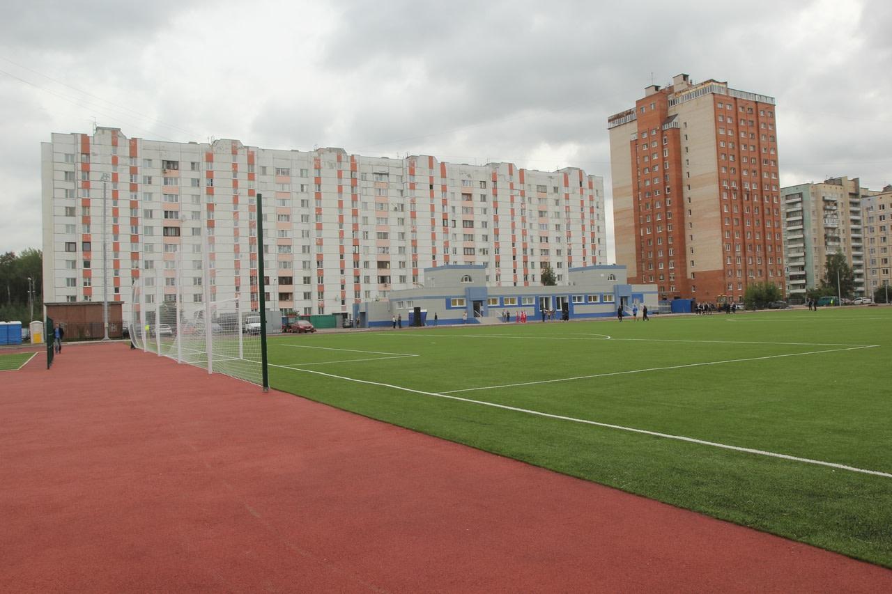 """Стадион СК """"Арена"""" — фотография 5"""