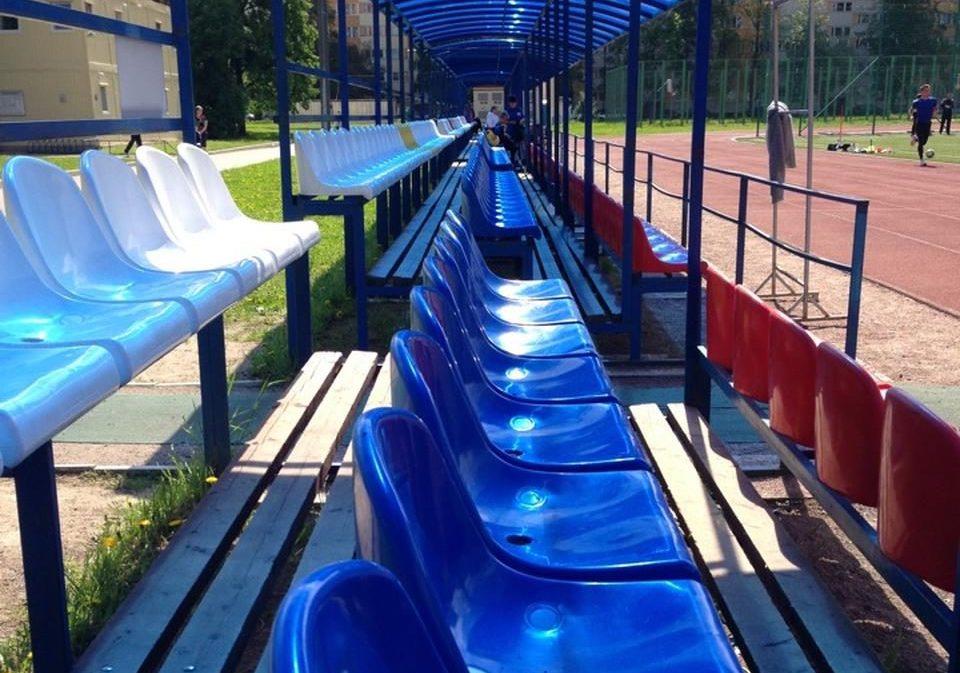 Стадион СШОР Кировского района — фотография 2