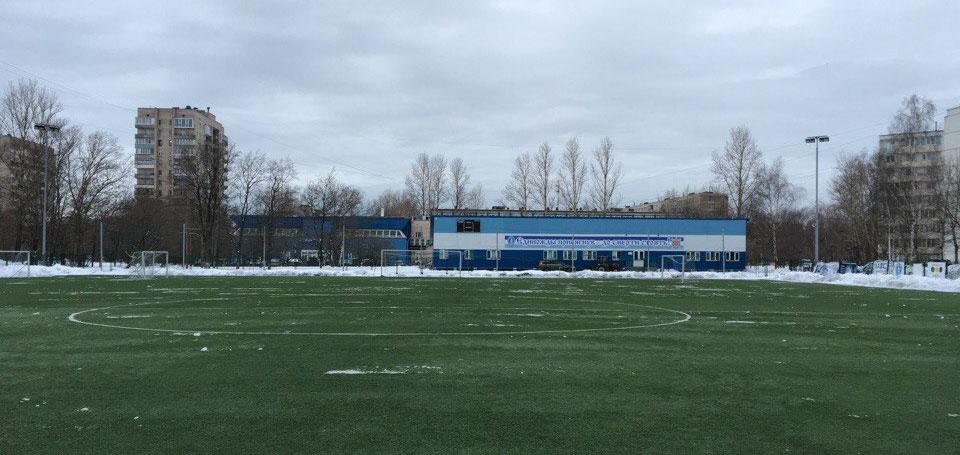 """Стадион """"Невский Фронт"""" — фотография 0"""