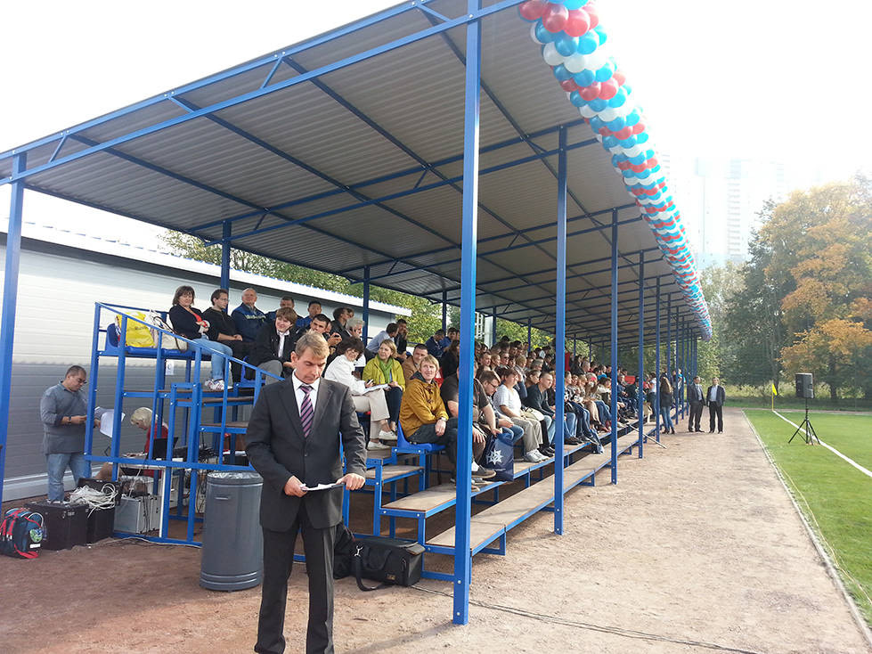 "Стадион ""Алмаз-Антей"" — фотография 1"