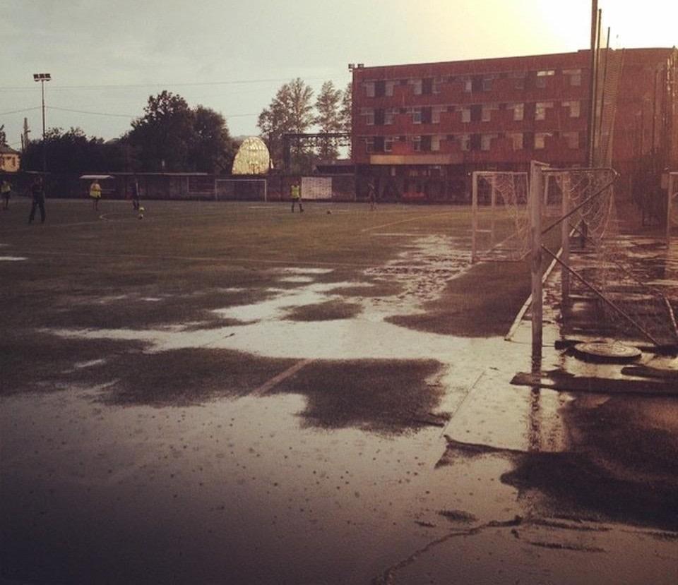 "Стадион ""Балтика"" — фотография 4"