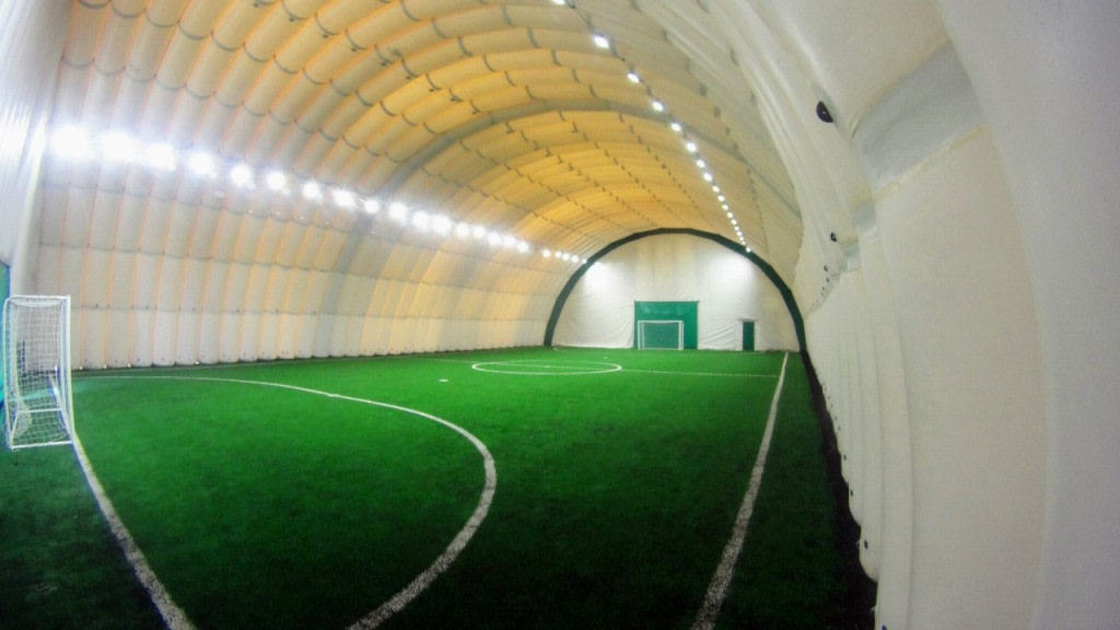 Манеж Ozerki Arena — фотография 1