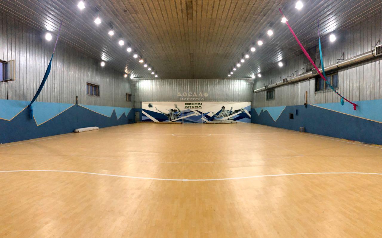 Зал Ozerki Arena — фотография 1