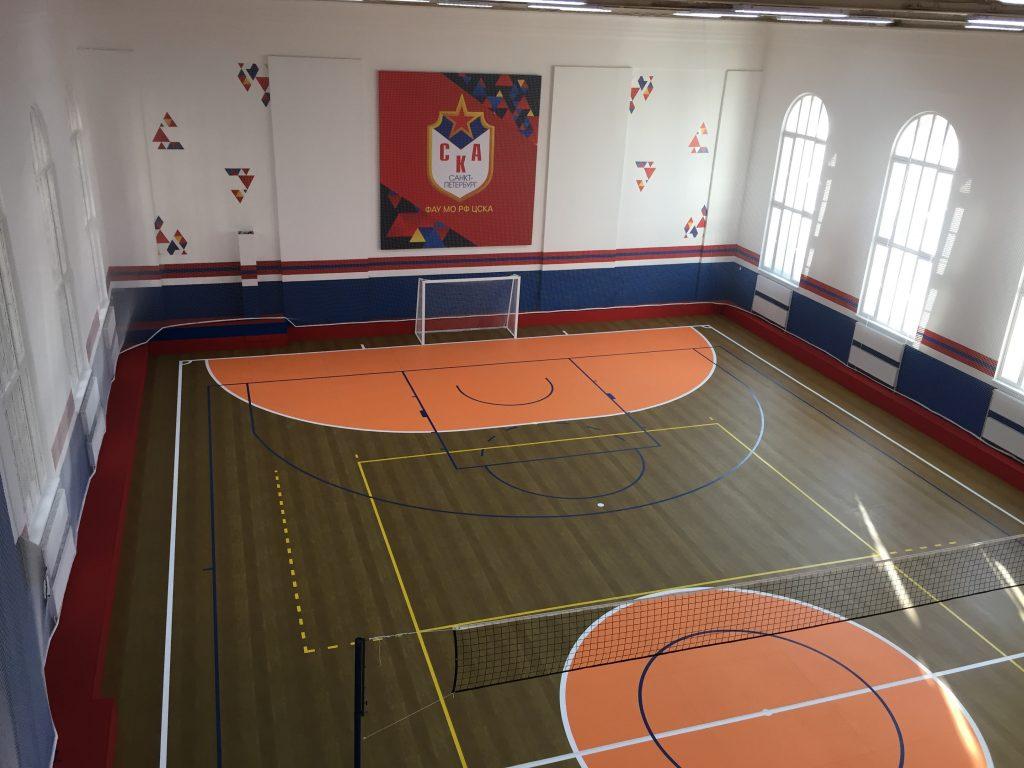 Спортивный комплекс ЦСКА «Инженерная» — фотография 1