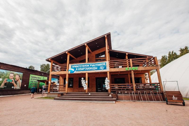 Сосновка Парк - главная фотография