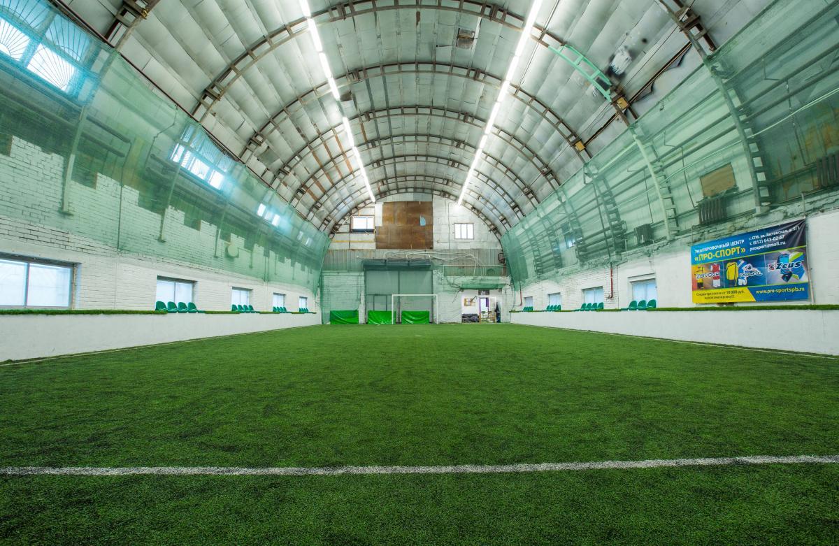 Футбольный центр Neva — фотография 3