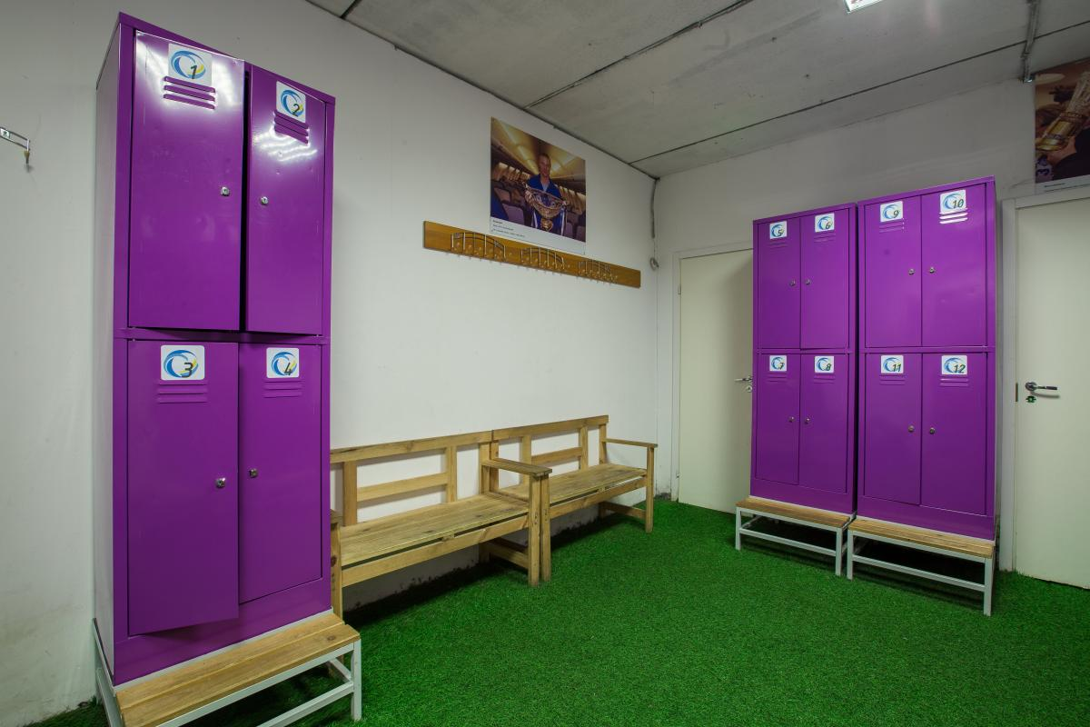 Футбольный центр Neva — фотография 8