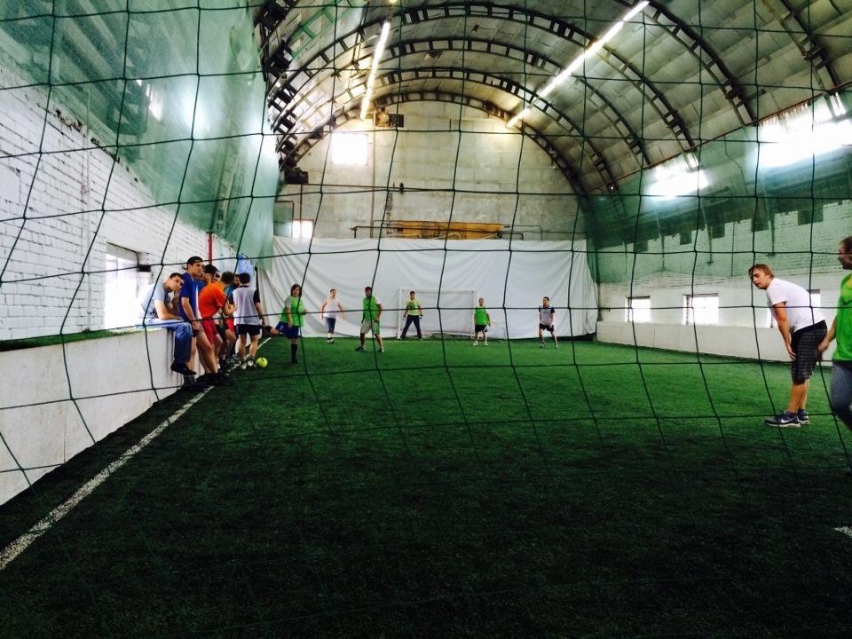 Футбольный центр Neva — фотография 9