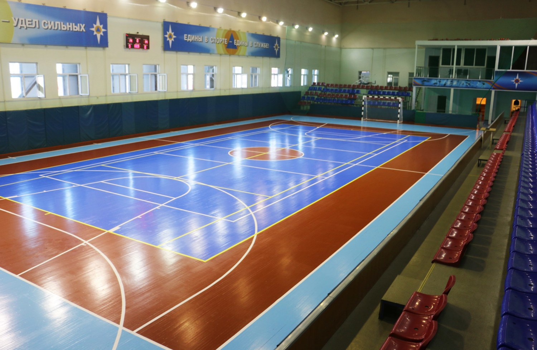 Спортивный комплекс МЧС - главная фотография
