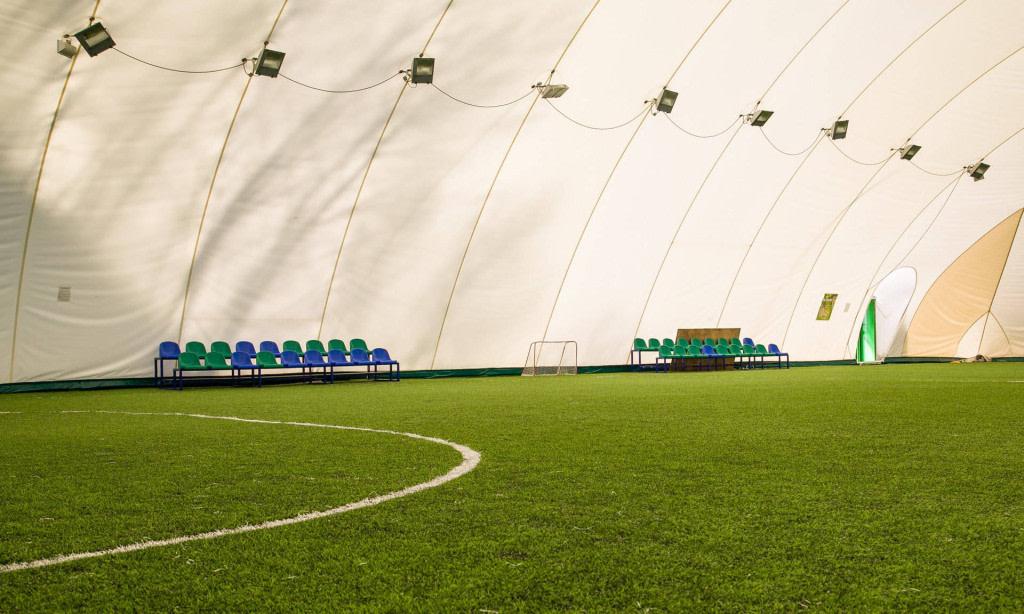"""Футбольный центр """"Форвард"""" — фотография 10"""