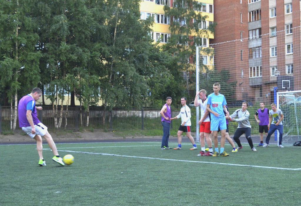 Cтадион школы 90 - главная фотография