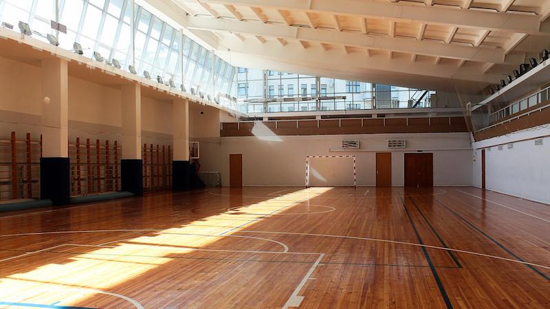 Спортивный зал ДФК ПГУПС — фотография 5