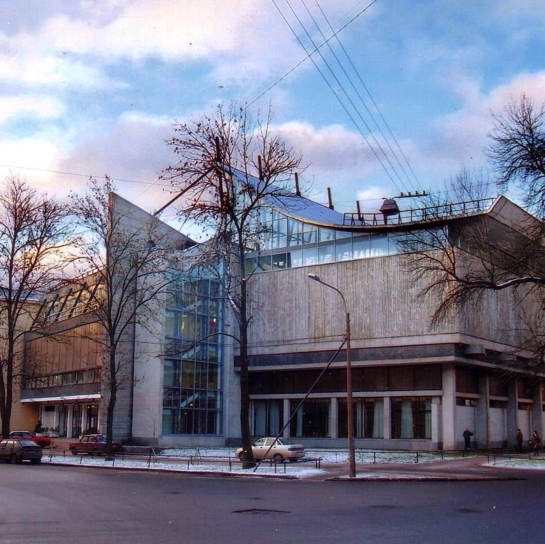 Спортивный зал ДФК ПГУПС — фотография 3