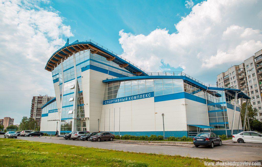 СК Газпром на Дунайском — фотография 5