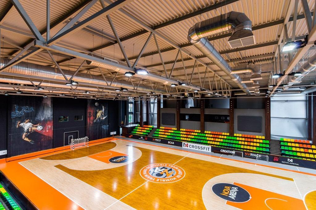 Зал Nova Arena — фотография 3