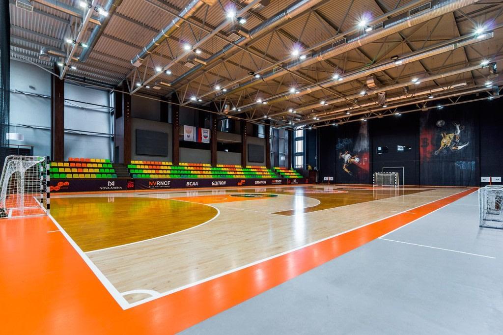 Зал Nova Arena — фотография 1