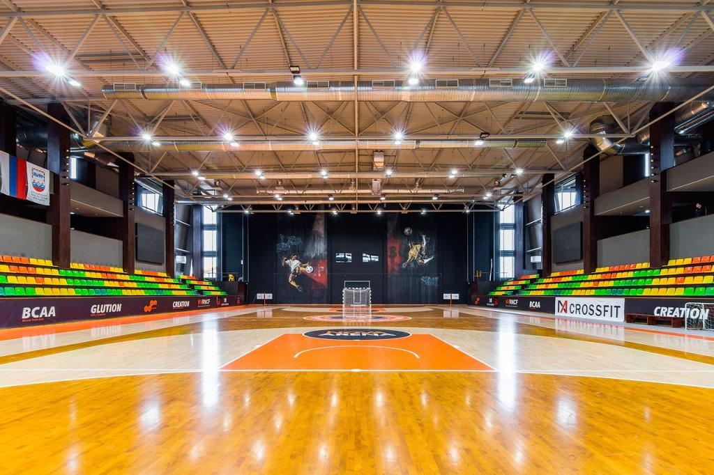 Зал Nova Arena — фотография 6
