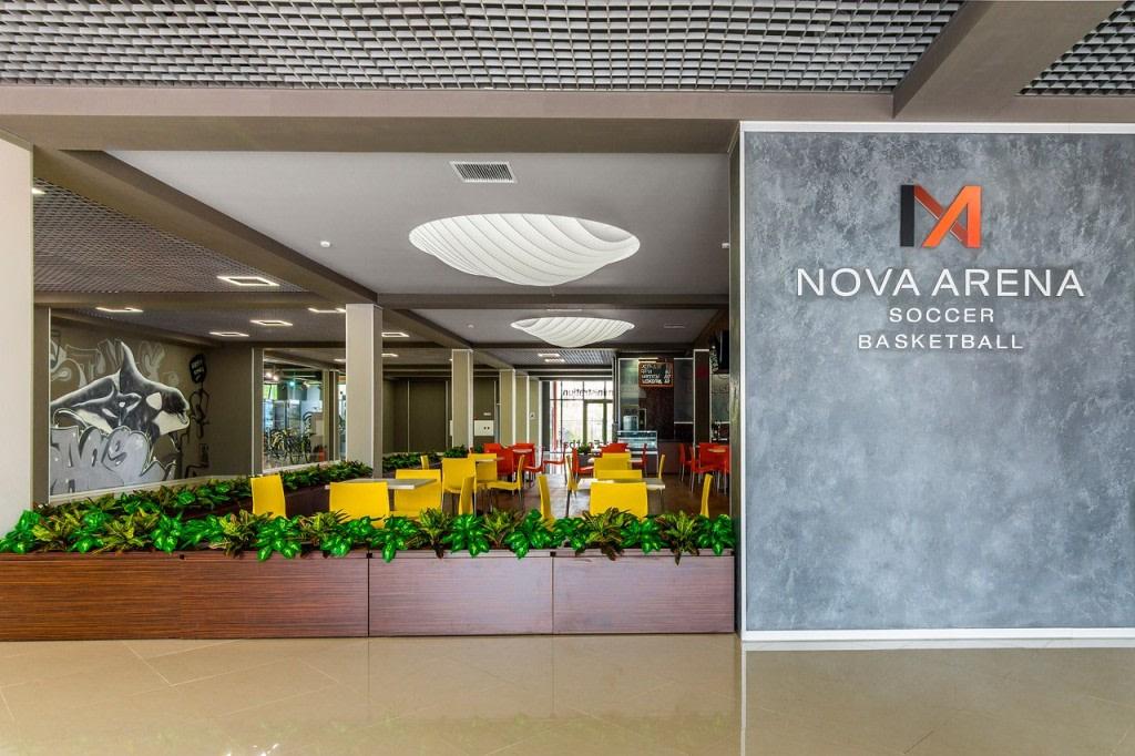 Зал Nova Arena — фотография 10
