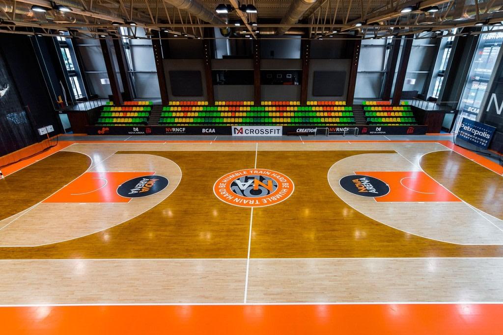 Зал Nova Arena — фотография 9